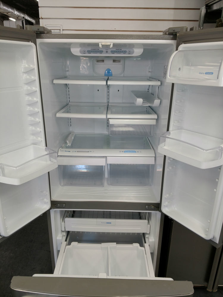 Used French door refrigerator