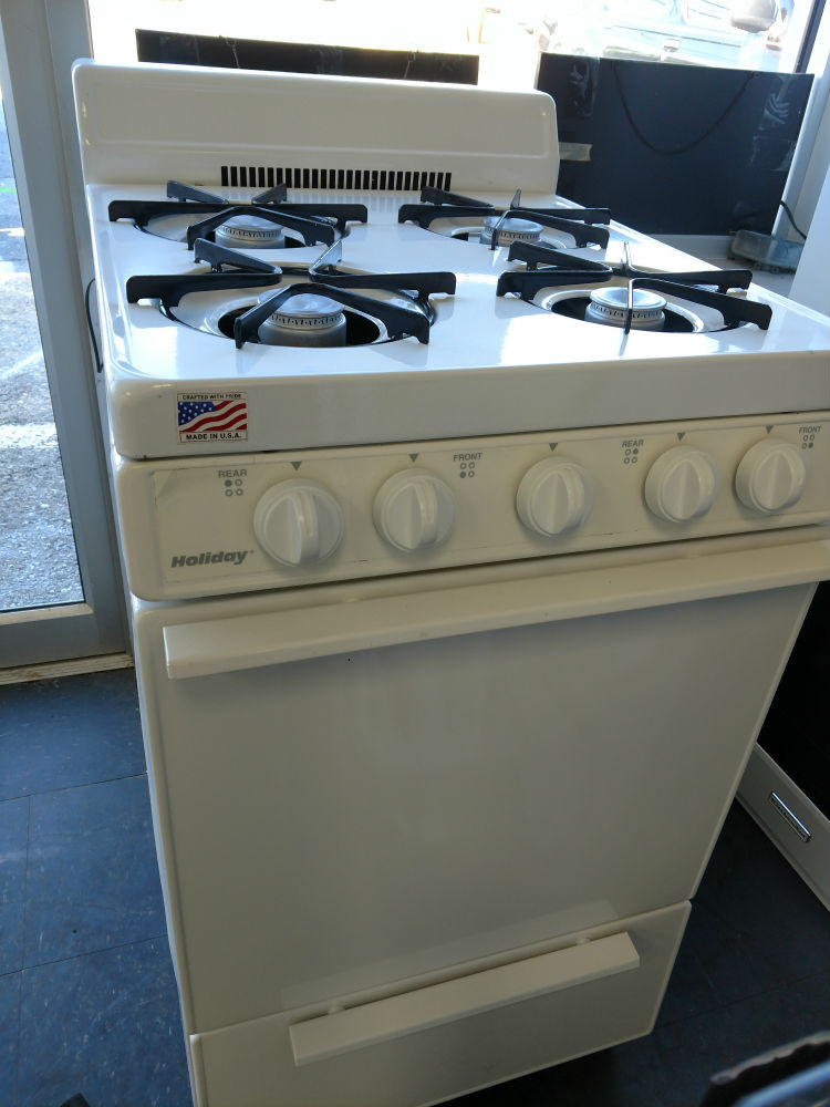 Used white gas stove