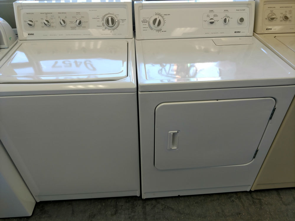 Top Load Washer Pg Used Appliances