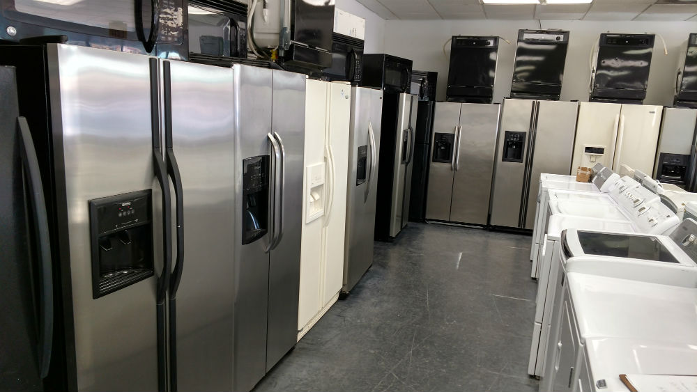 PG Used appliance products
