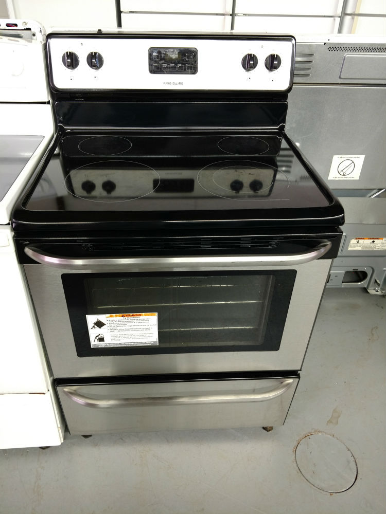 Induction-top Electric Stove