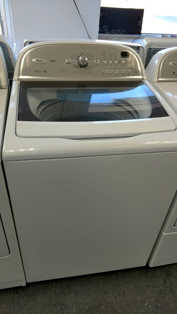Top open washer